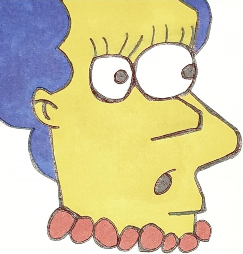 The Simpsons por armattock